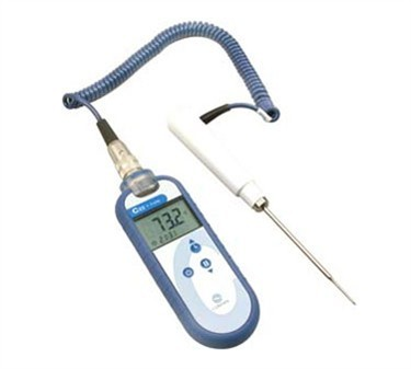 Franklin Machine Products  138-1182 Thermometer Kit (T-Type Thermometer, Probe & Battery)