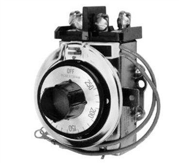 Thermostat (100-450F, D1, W/Dial)