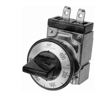 Thermostat (200-400, Sp, W/Dial)