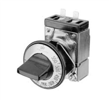 Thermostat (200-550, K, W/Dial)