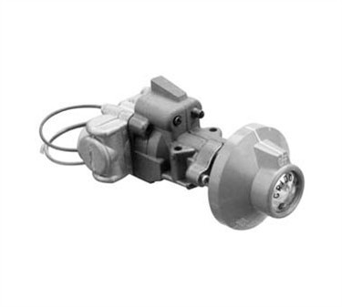 Thermostat (250-500, Bjwa, Dial)