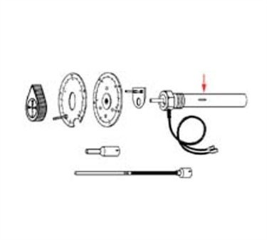 Franklin Machine Products  168-1106 Thermostat (4 Fenwal, 50-550F )