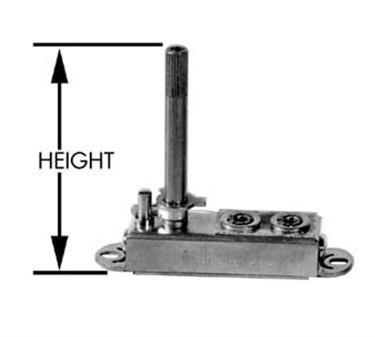 Franklin Machine Products  250-1002 Thermostat, Bi-Metal (O-550F)