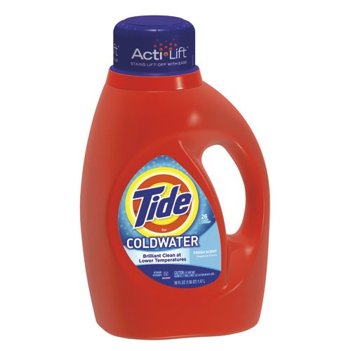 Tide Cold Water 2X Laundry Detergent