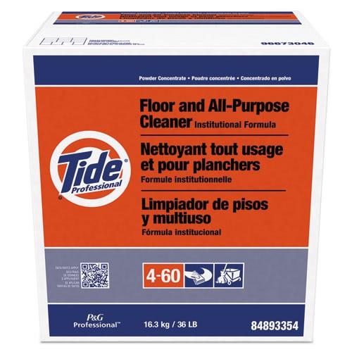 Tide Floor & Cleaner Box, 36 Lb