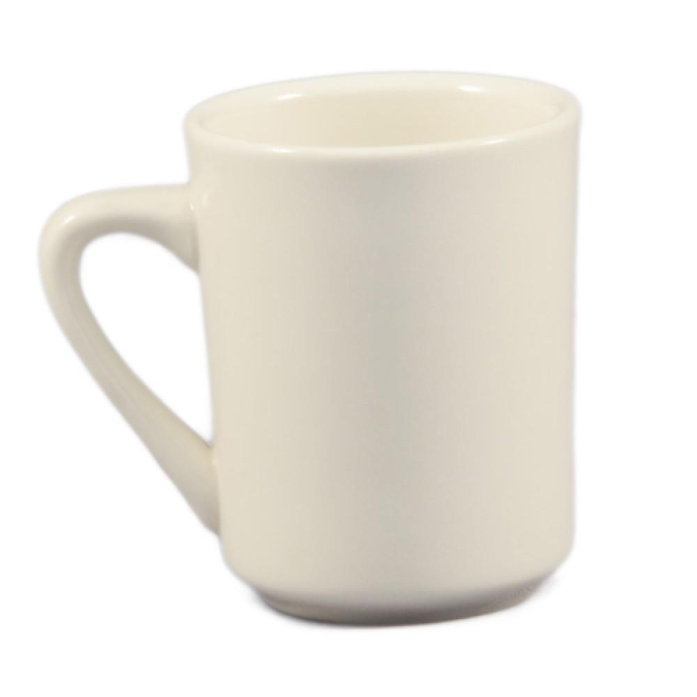 Tierra Mug - White 8 Oz