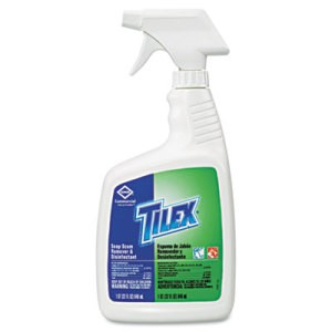 Tilex Soap Scum Remover, 32 oz. Trigger Spray Bottle, 9/Carton