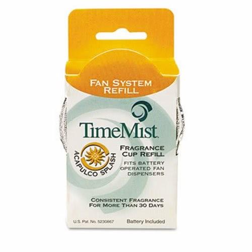 TimeMist Fragrance Cup Refills, Acapulco Splash, 1 oz.