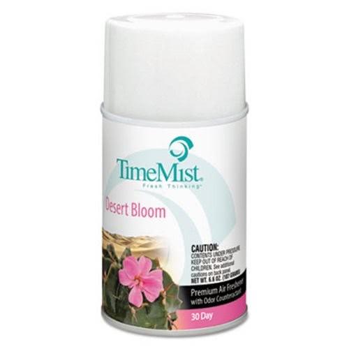 TimeMist Metered Air Freshener Refill, Desert Bloom, 6.6 oz Aerosol