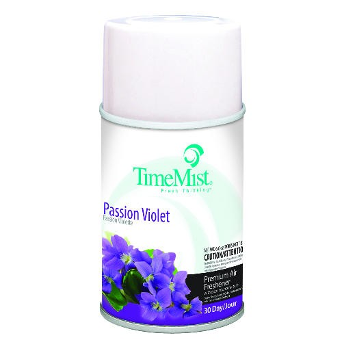 TimeMist Premium Air Freshener Refill, Passion Violet