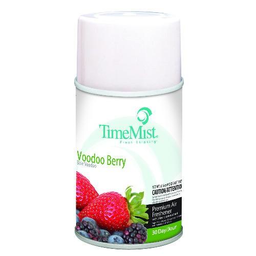 TimeMist Premium Air Freshener Refill, VooDoo Berry