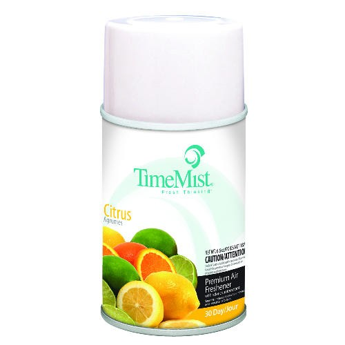 TimeMist Premium Air Freshner Refill, Citrus