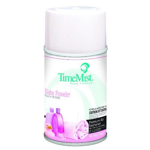 TimeMist Premium Air Freshner Refill, Baby Powder