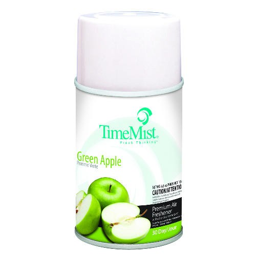 TimeMist Premium Air Freshner Refill, Green Apple