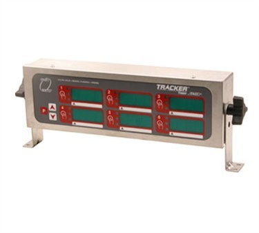 Timer,Tracker(6 Channel,120V)