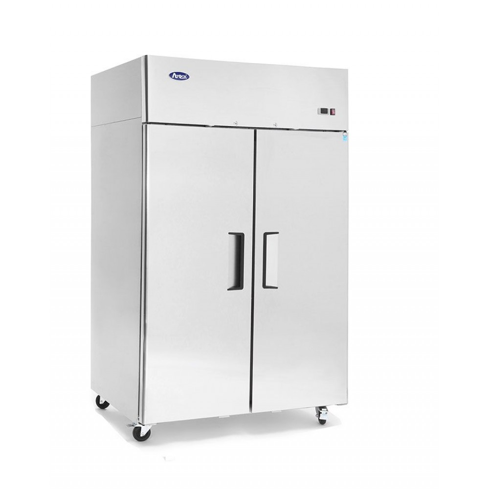 Top Mount (2) Two Door Freezer Dimensions: