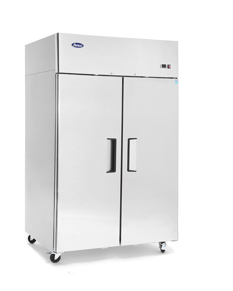 Atosa MBF8002GR Top Mount Two Door Freezer