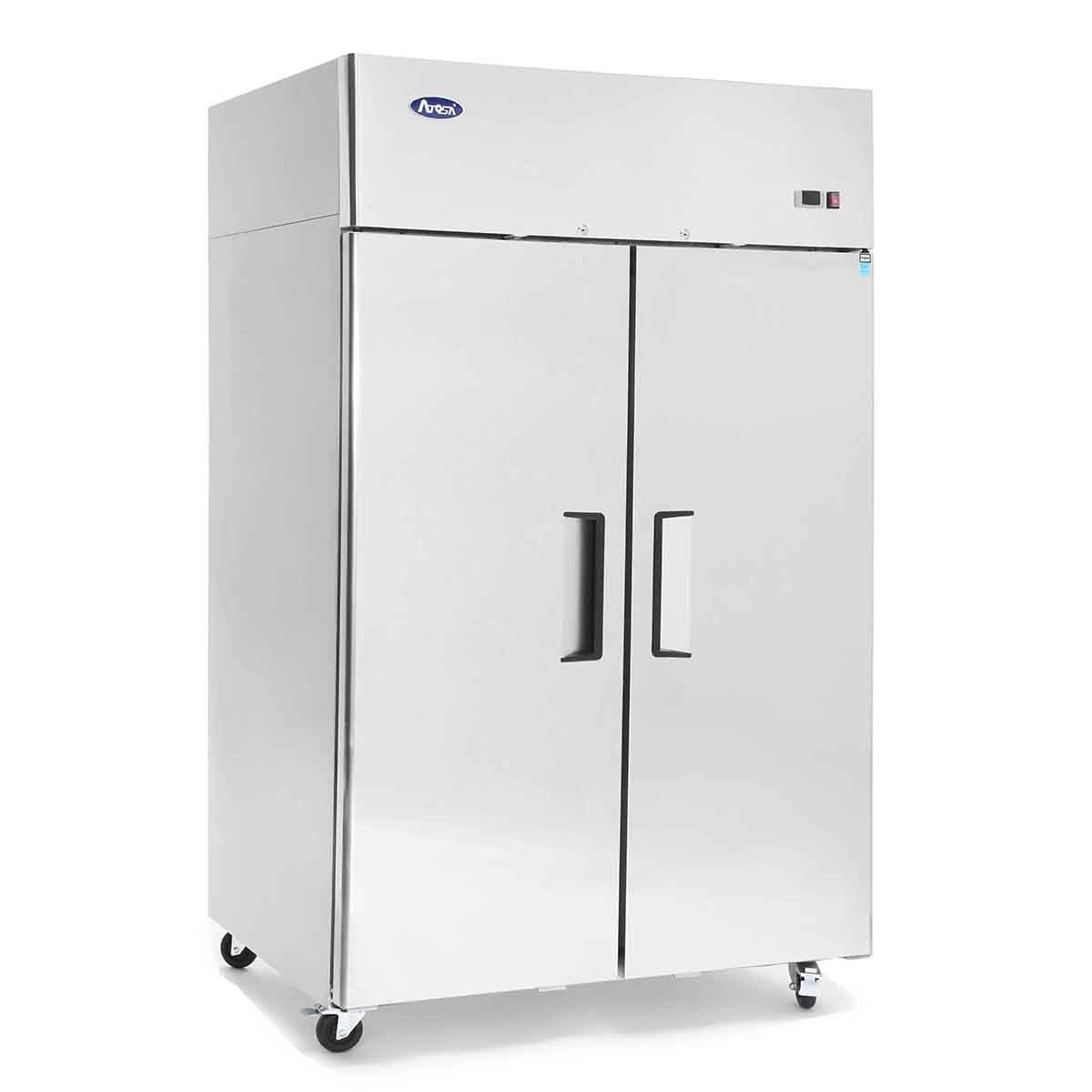 Atosa MBF8005 Top Mount Two Door Refrigerator