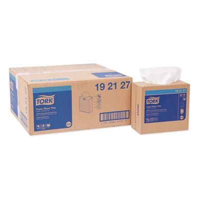 "Tork Multipurpose Paper Wiper Plus, Pop-Up Box, 9-1/4""x 16-1/4"", 800 Wipes/Carton"