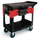Trades Cart 38 X 19.25 X 33.4, Black