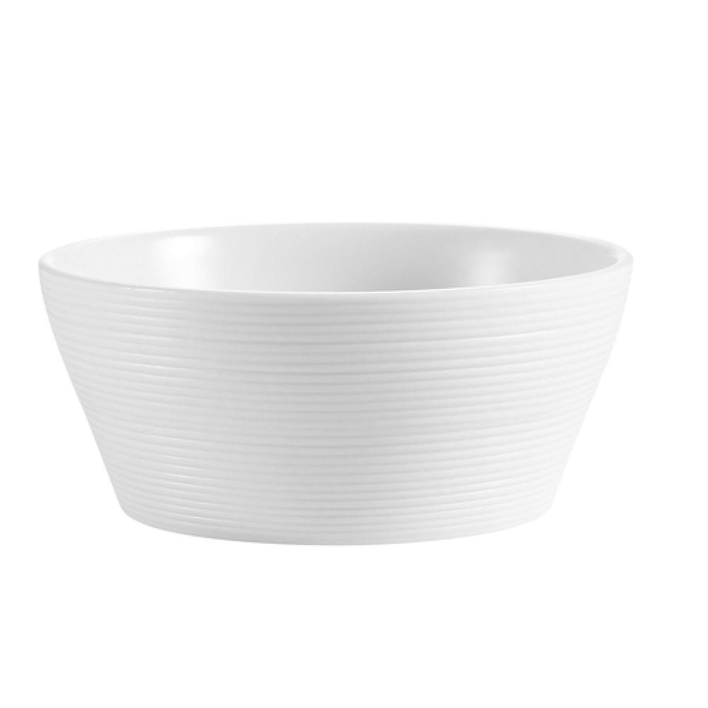 CAC China TST-B6 Transitions Porcelain Bowl 22 oz.
