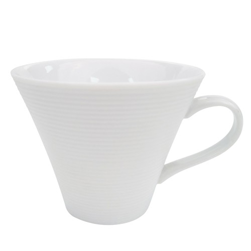 CAC China TST-35 Transitions Porcelain Cup 3.5 oz.