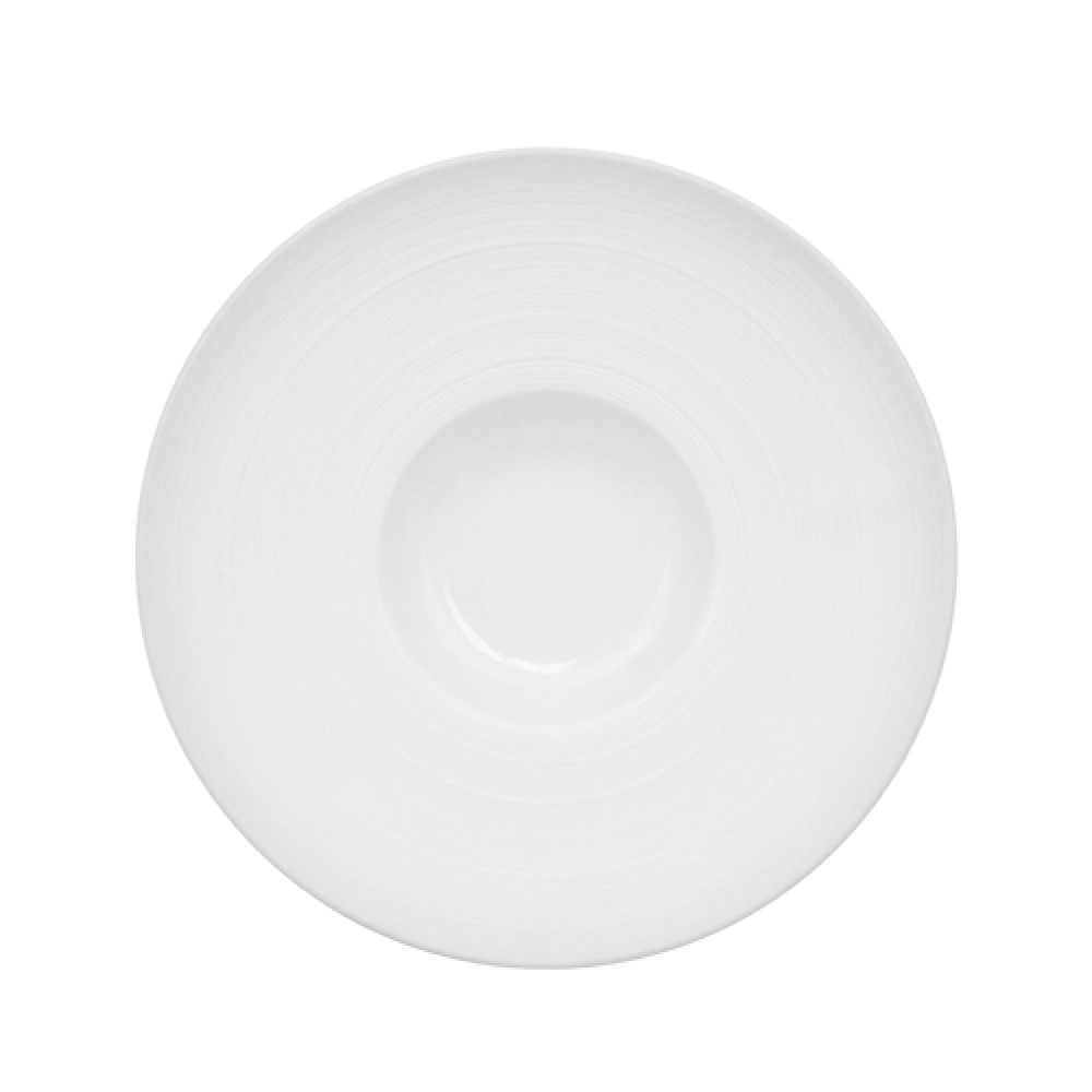 CAC China TST-H10 Transitions Porcelain Gourmet Bowl 7.5 oz.