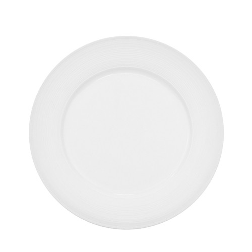 CAC China TST-16 Transitions Porcelain Plate 10 1/2""