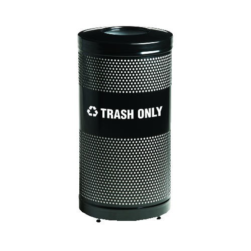 Trash Only Decal