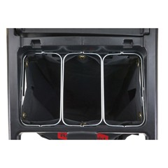 Tri-Wire Waste Bag Holder Kit For RCP Cleaning Carts