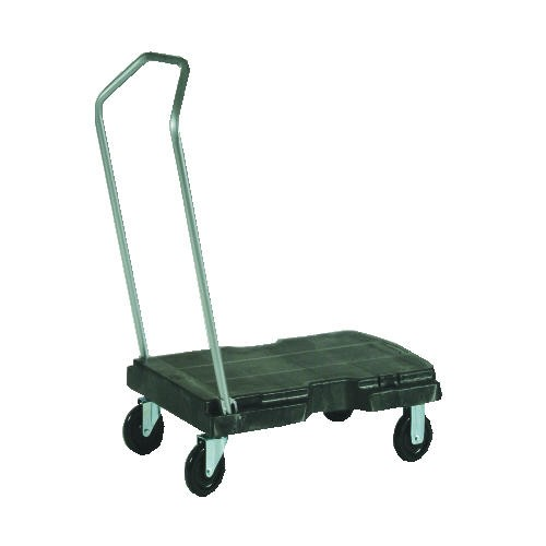 Triple Utility Trolley, 3-Position Handle, 250 lb Max