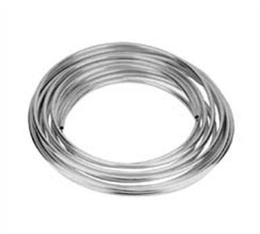 Franklin Machine Products  158-1104 Tubing, Aluminum (3/8Od x 50' )