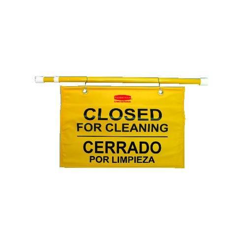 Twist-Pole Closed Hanging Sign, 50