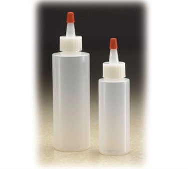 Two-Piece Decorator Squeeze Bottle Dispenser Set