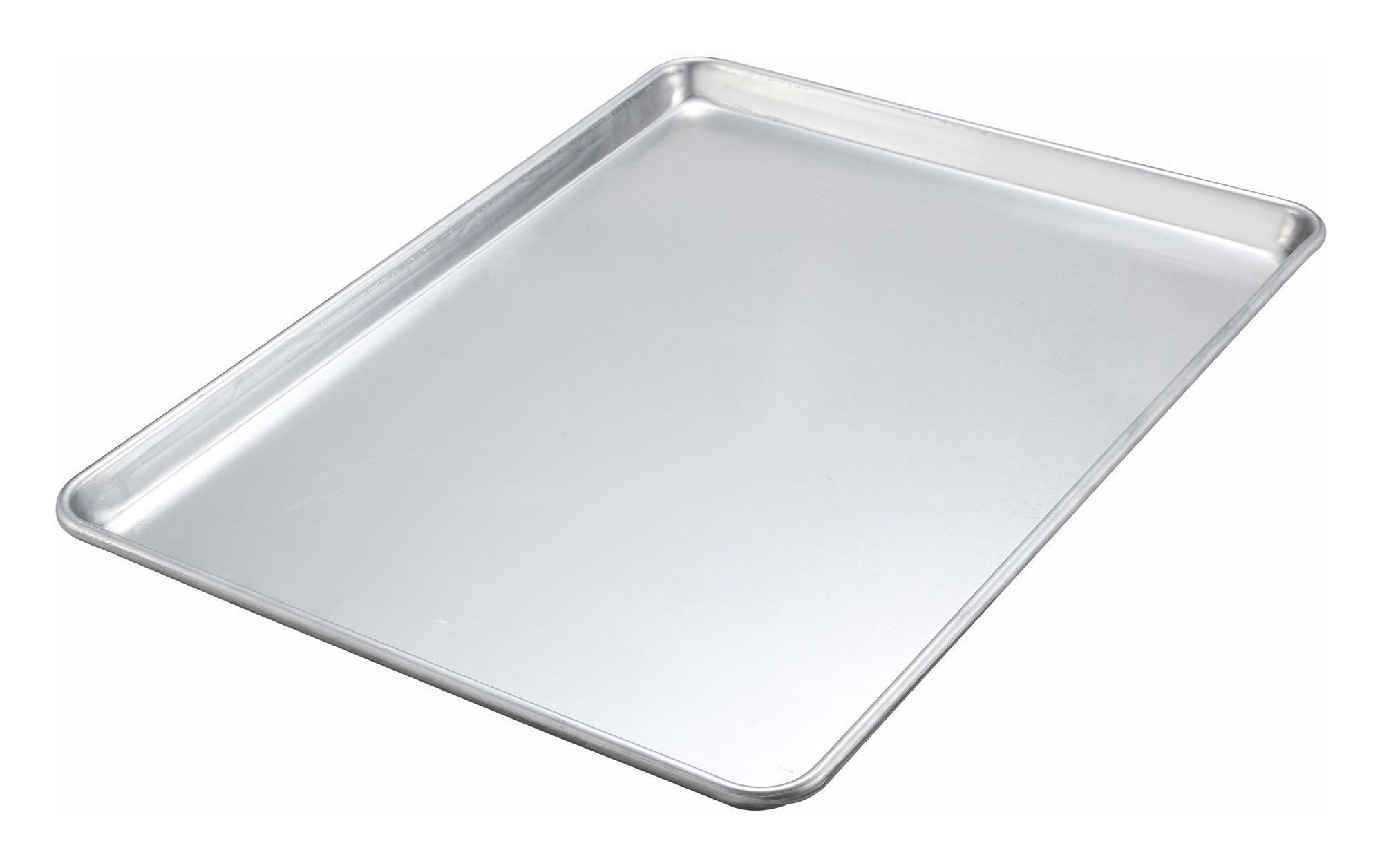 "Winco ALXP-1622 Two-Third Size Aluminum Sheet Pan, 16"" x 22"""
