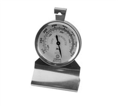 Franklin Machine Products  138-1073 Two-Way Mounting Oven Thermometer 200° F To 550° F