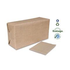 Universal Masterfold Napkins, EPA, 1-Ply, 13 x 12, Natural, 500/Pack