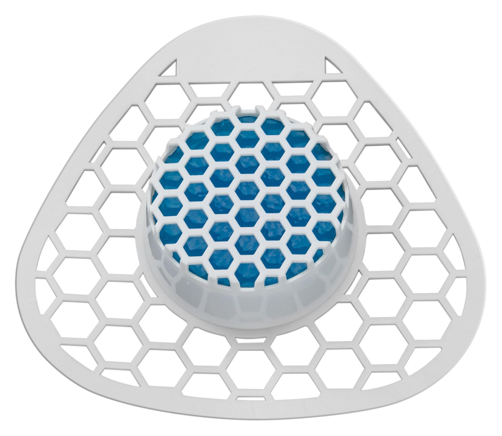 Winco USF-4 Urinal Screen with Deodorizer Block