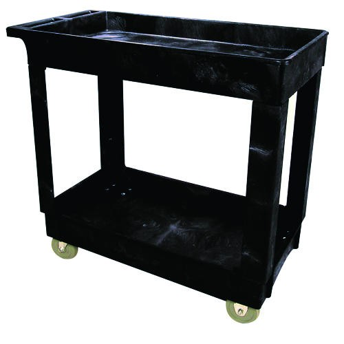 Utility Cart, 300 Lb Maximum, 34