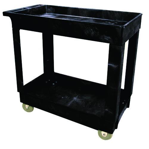 Utility Cart, 300 Lb Maximum, 34