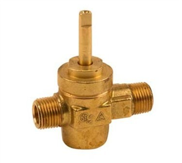 Franklin Machine Products  187-1036 Valve, Gas (1/2Npt M)