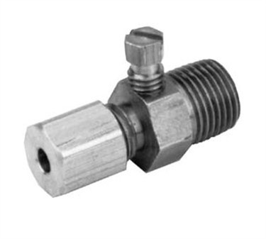 Franklin Machine Products  229-1036 Valve, Pilot (Adj, 1/8Od x 1/8)