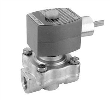 Valve, Steam (120V, 3/4, Asco )