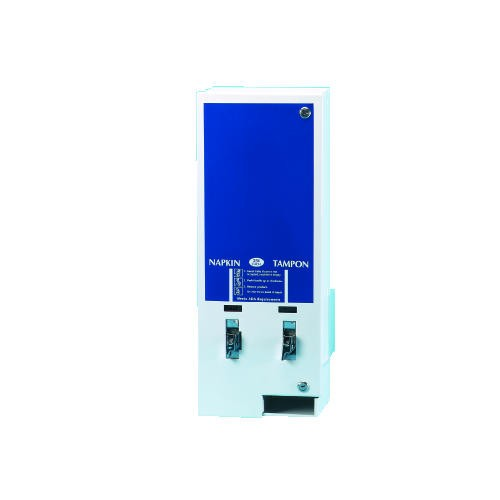 Vending Machine for Sanitary Napkins and Tampons, 25 Cent Mechanism, Electric