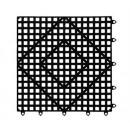 "Franklin Machine Products  280-1412 Versa Mat Clear Shelf Liner 12"" x 12"""
