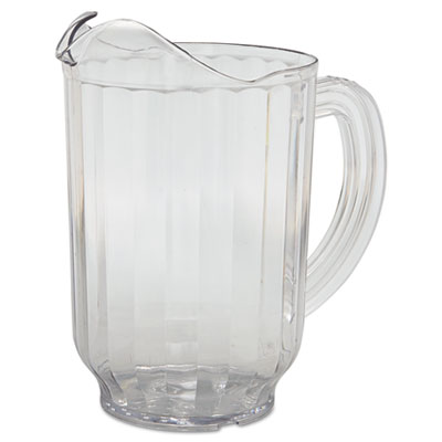 Clear VersaPour Pitcher, 60 oz.