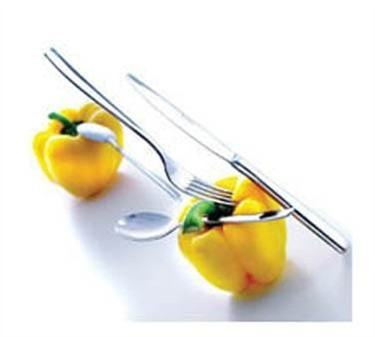Vesca Stainless Steel Butter Spreader - 7