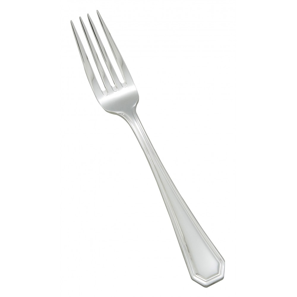 Victoria Extra Heavy 18/8 Stainless Steel Dinner Fork (12/Pack)