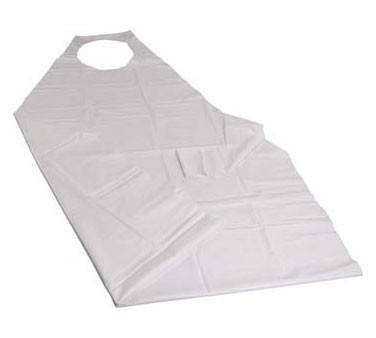 "Franklin Machine Products  133-1405 Vinyl Apron (7.5 Mm. Thickness) 45""L x 35""W"