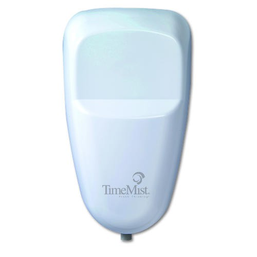Virtual Janitor Auto Cleaning Dispenser, 5 X 3.75 X 9, White